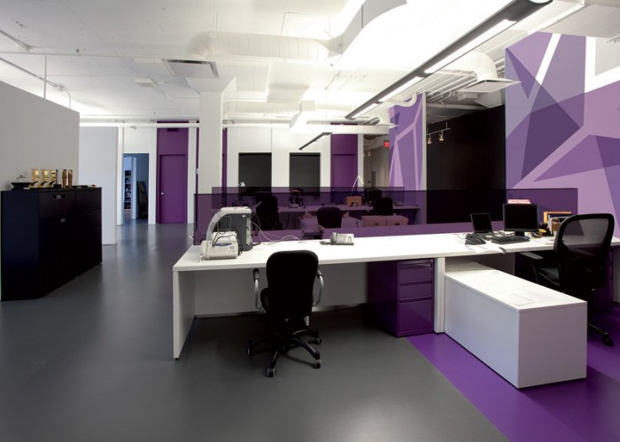 a7 700x499 Tour Attraction Medias New, Citified Offices by Sid Lee Architecture