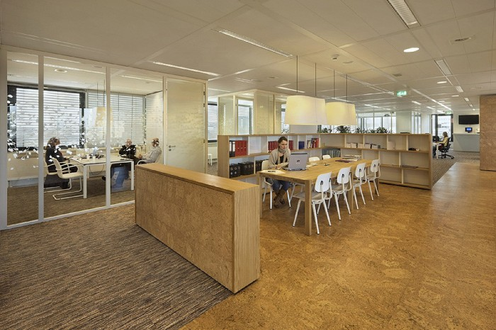 Government Office Project by Zecc Architecten
