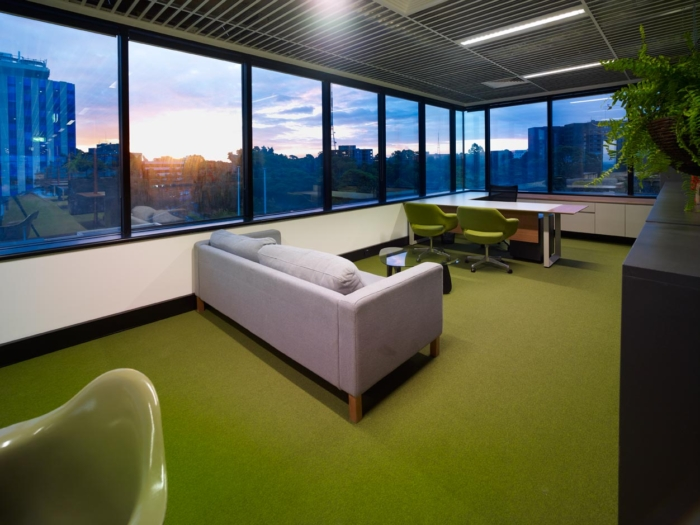 Quick Look: UrsaClemengers Sydney Offices