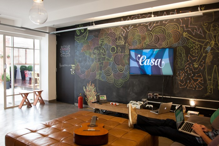 CASA menor 11 700x466 CASA Agencys Creative and Homely São Paulo Offices