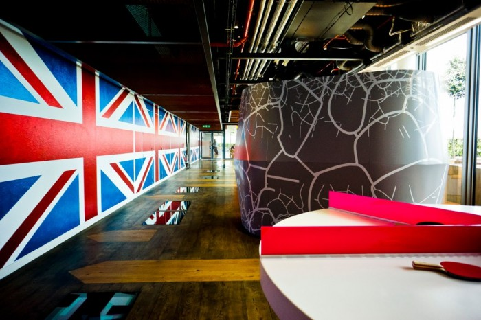 Inside Googles London Office (again)