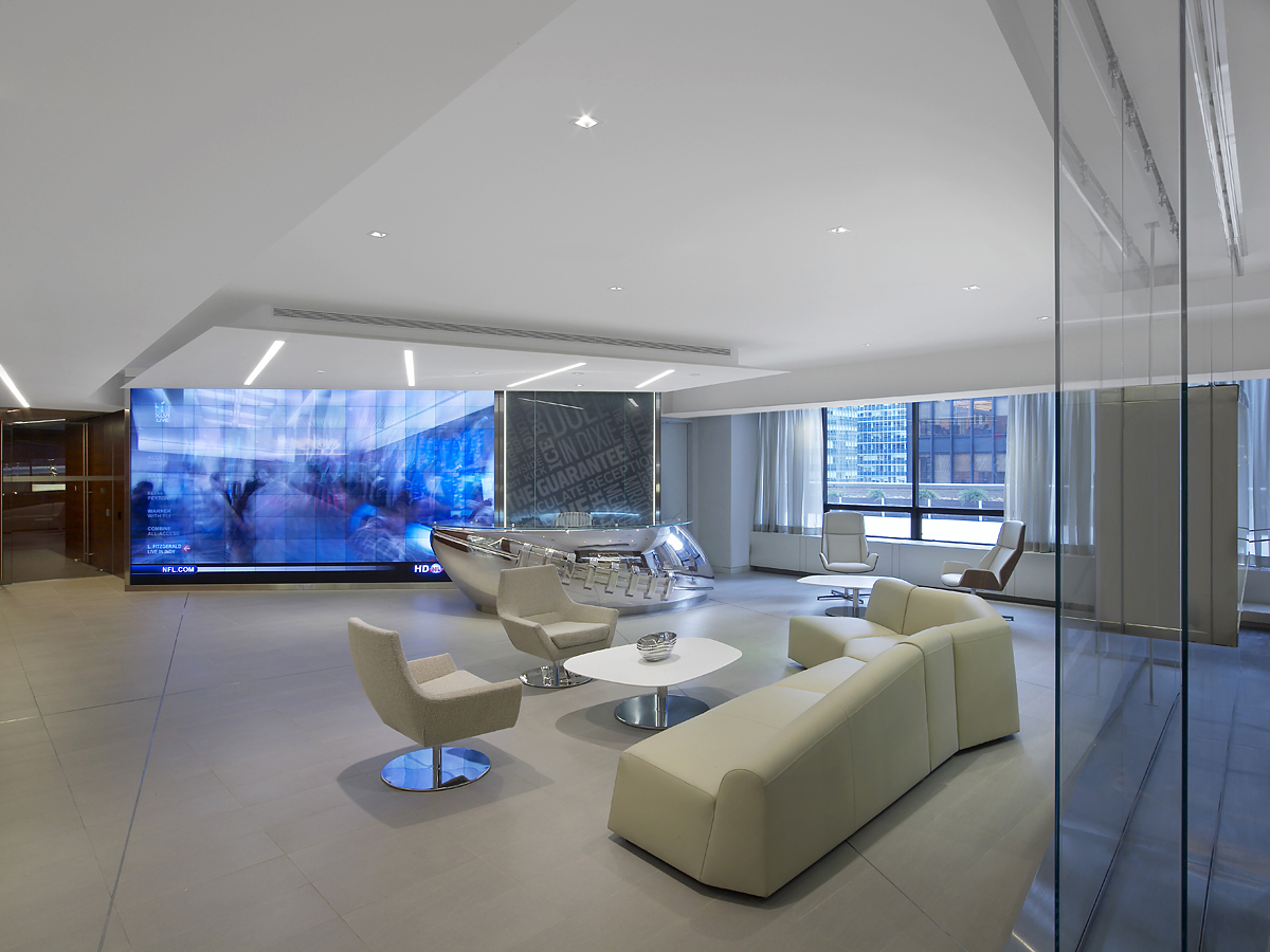 Inside The New Headquarters Of The Nfl Office Snapshots