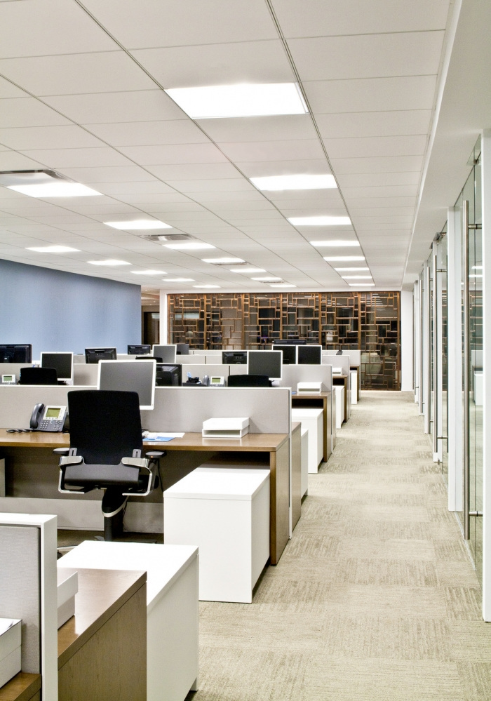 Confidential financial company new york city for 10 x 12 office layout