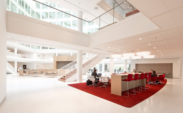 7 Large Corporate Offices Youll Wish You Worked At
