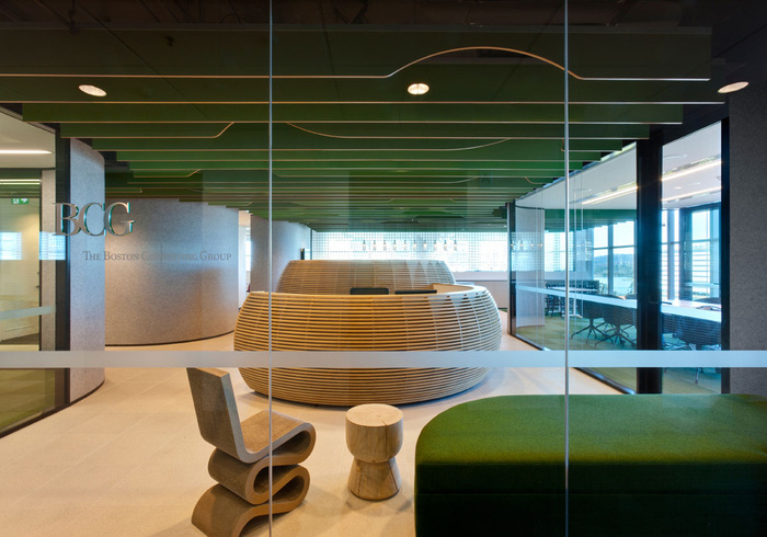 Boston Consulting Group S Canberra Offices Office Snapshots