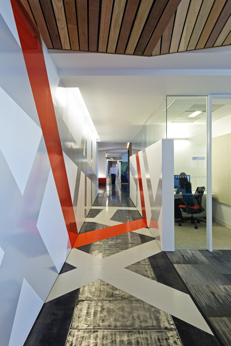 Inside autodesk 39 s new san francisco offices office snapshots for Define floors
