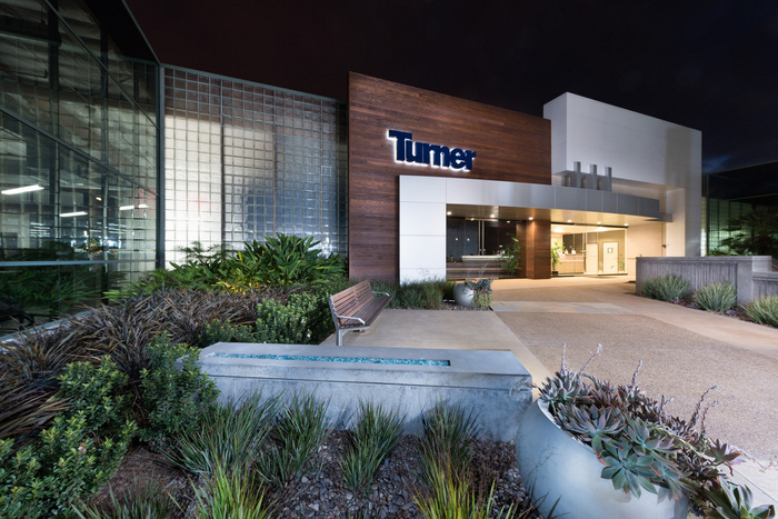 Turner Construction S San Diego Offices Id Studios