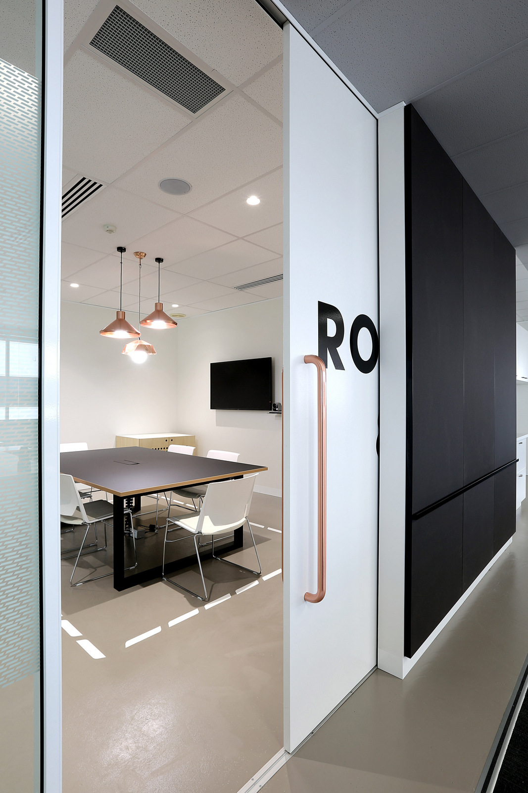 Pacific brands underwear group burwood offices office for Office new design
