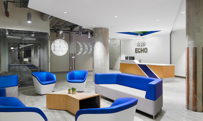 Echo Global Logistics Chicago Offices Office Snapshots