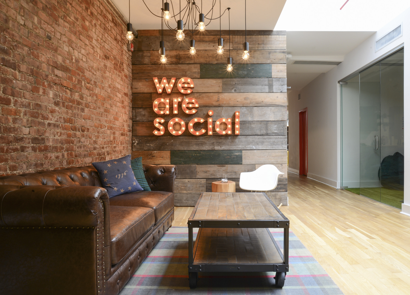 We Are Social New York City Offices Office Snapshots