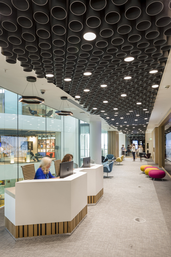 Hammerson Uk Headquarters Offices Office Snapshots