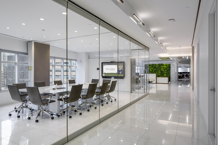 Meadows Office Interiors New York City Office And