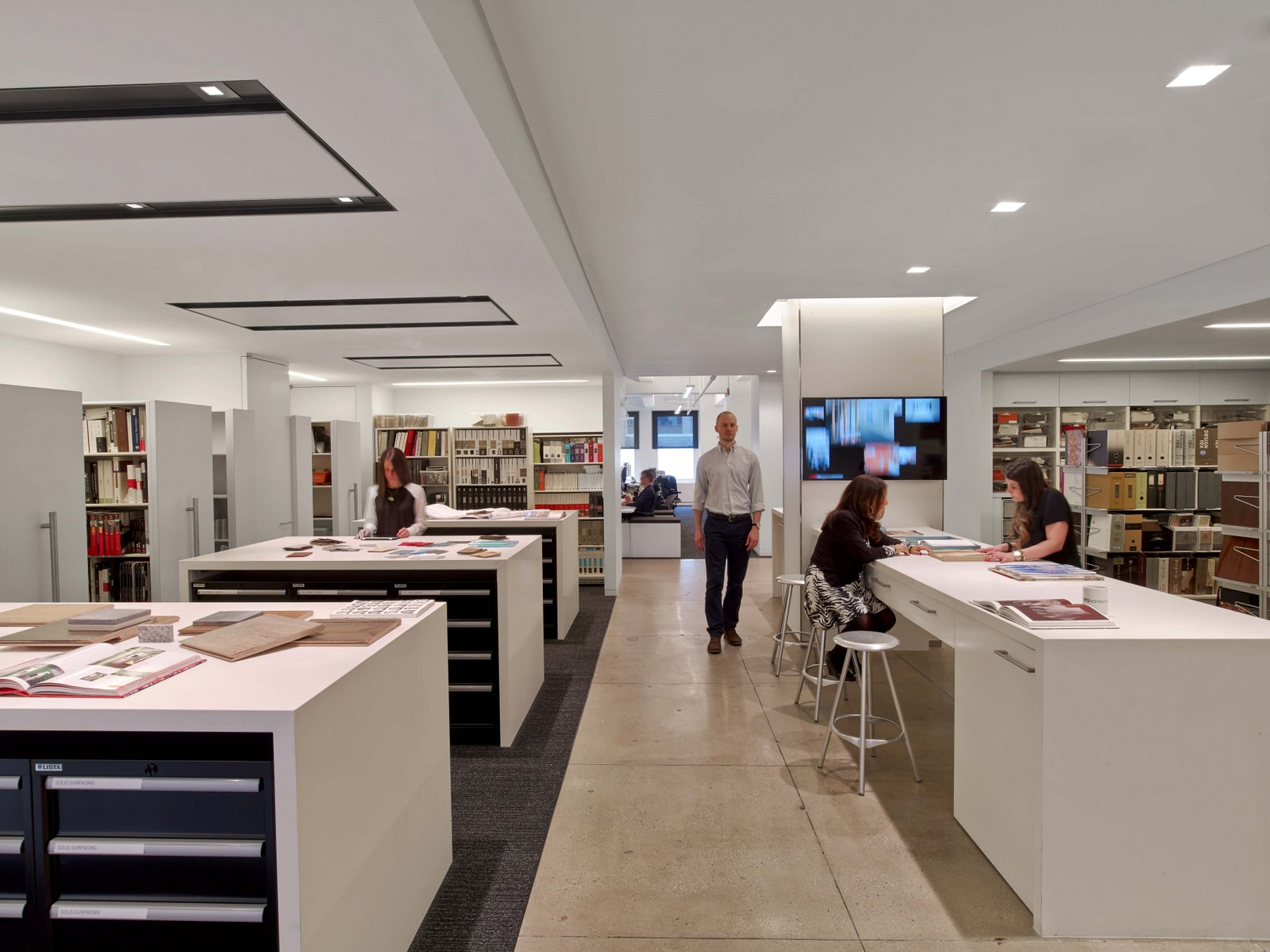 Tpg architecture offices new york city office snapshots for Office design architecture