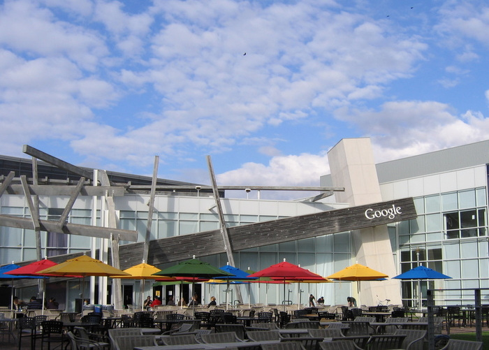 Google Mountain View Headquarters - 41