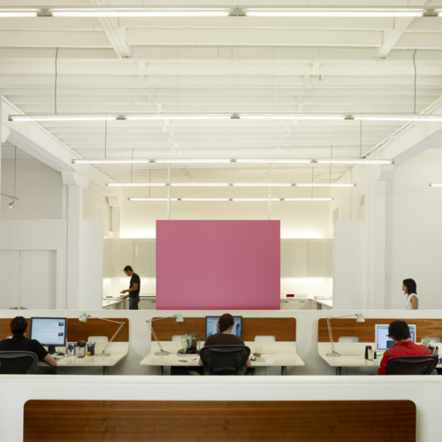 recent One & Co. – San Francisco Offices office design projects