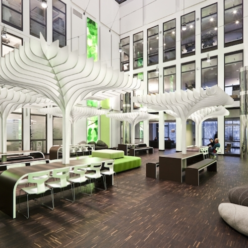 The New MTV Berlin Offices