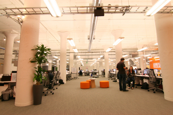 The New Eventbrite Office - 6