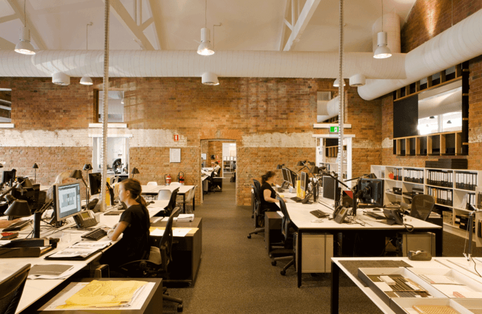 HASSELL Studio Offices - 3