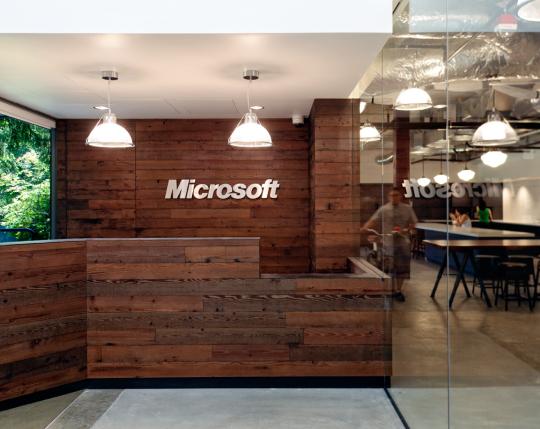 Microsoft's Garage of Innovation - 1
