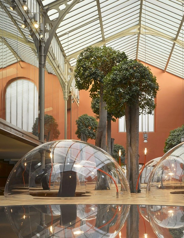 PONS + HUOT's Futuristic Bubbly Offices - 1