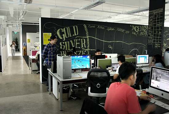 DDB Singapore Offices - 13