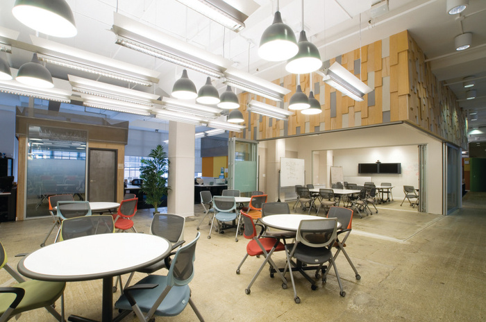 Liveperson's New Headquarters - Featuring Employee-Led Design - 2