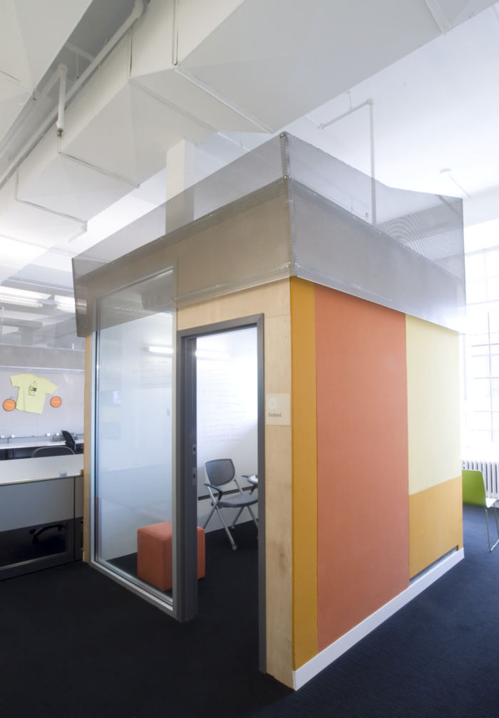 Liveperson's New Headquarters - Featuring Employee-Led Design - 11