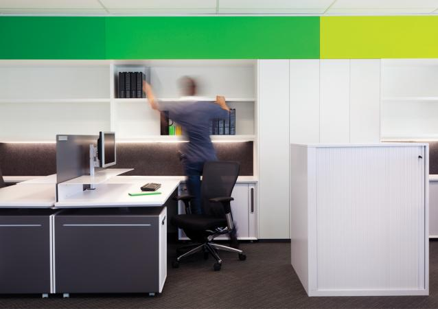 Inspiration: 35 Amazingly Bright, Bold, and Colorful Offices - 7