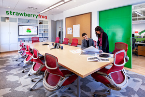 Strawberry Frog Offices - New York City
