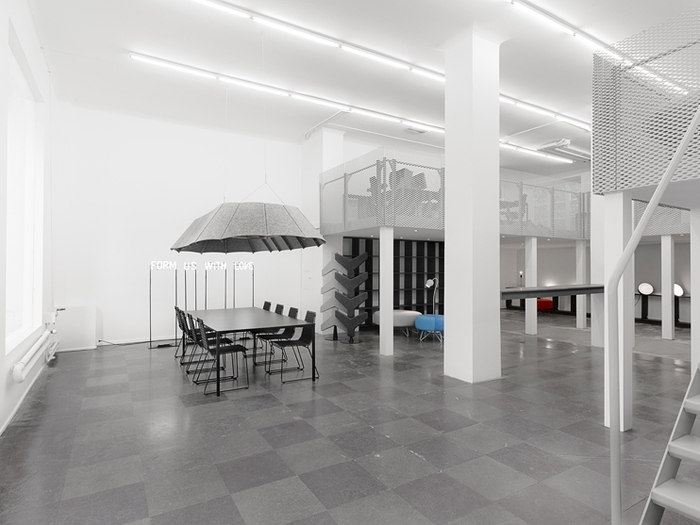 Form Us With Love's Minimal Studio Offices - 7