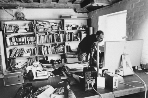 Inspiration: The Messy Desks Of Einstein, Jobs, and Twain - 2