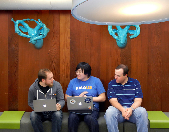 Tour Disqus' Comfortable and Balanced Offices - 2