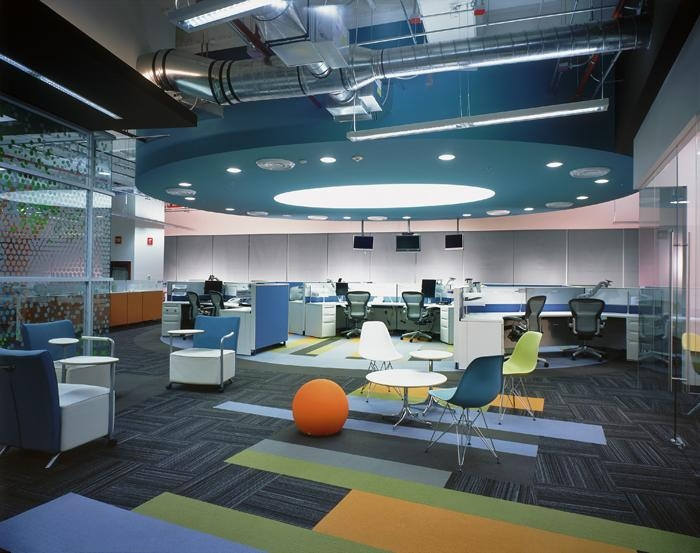 Herman Miller Galore at MSN Mexico's Office - 2