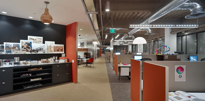 Check Out Wunderman's New Irvine Office - 2