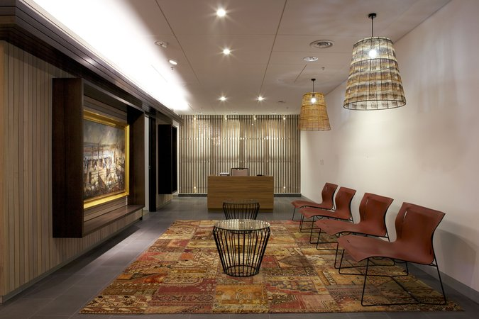 55 Inspirational Office Receptions, Lobbies, and Entryways - 10