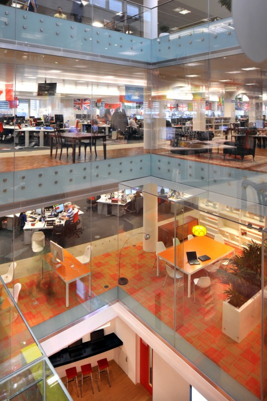 Rackspace Offices - Hayes - 21
