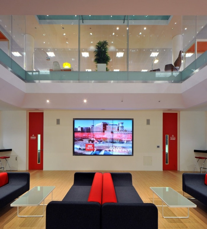 Rackspace Offices - Hayes - 2