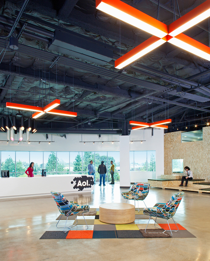 55 Inspirational Office Receptions, Lobbies, and Entryways - 50