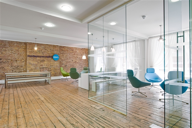 MoneySuperMarket's London Meeting Lounge Offices - 1
