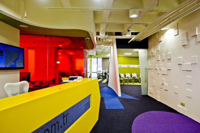 Yandex's New Istanbul Office - 1