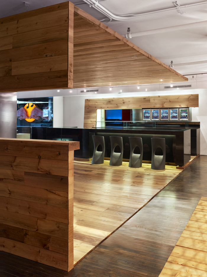 Red Bull Toronto 39 S Custom And Inspirational Offices Office Snapshots