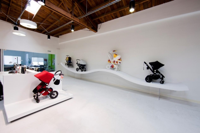 Check Out Bugaboo's US Headquarters - 10