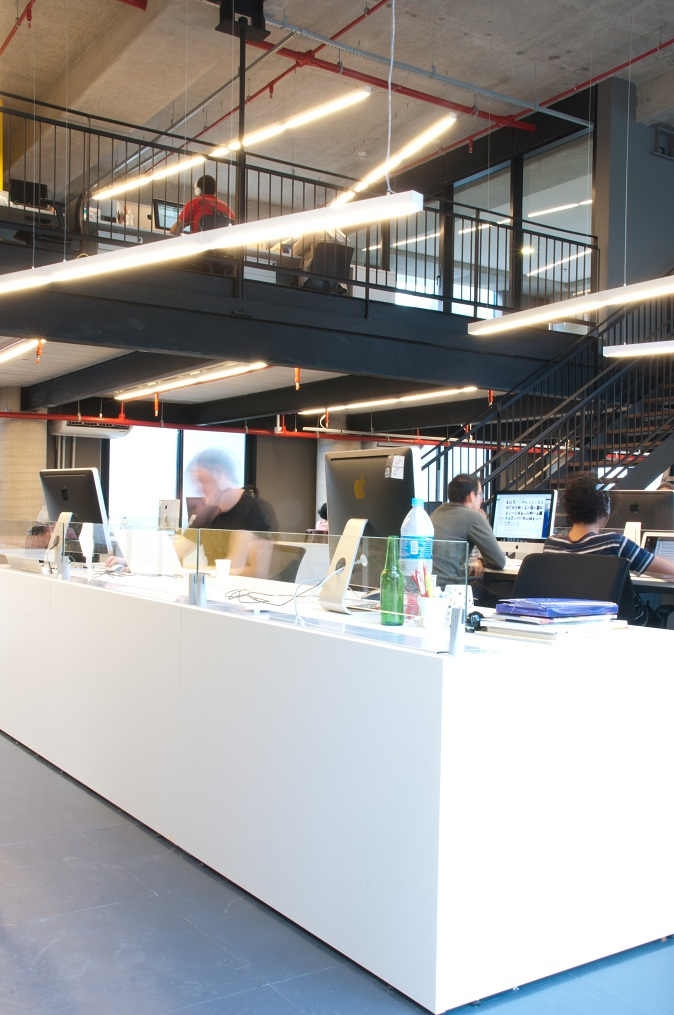Check Out The Offices Of F.biz