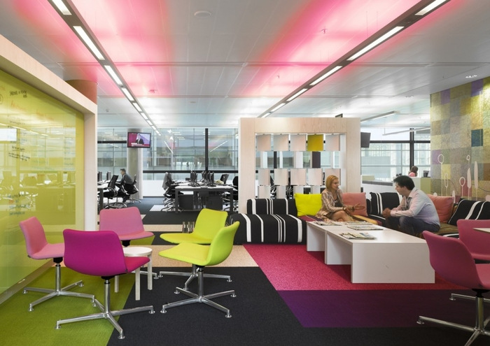 Urban Design Takes Centerstage At The Offices Of BBC North - 5