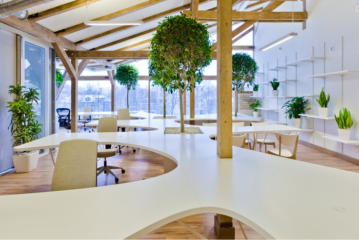 Office Greenhouse by OpenAD - 4