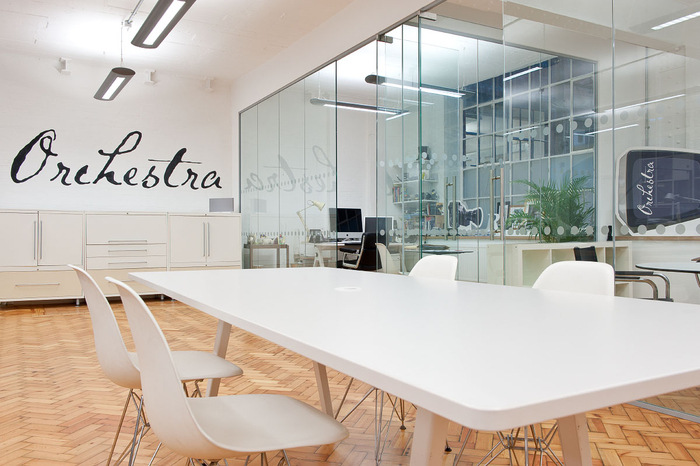 Orchestra's London Loft Offices - 5