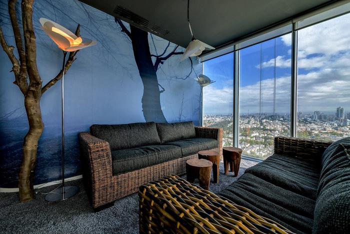 Внутри нового офиса Google Тель-Авив - 4