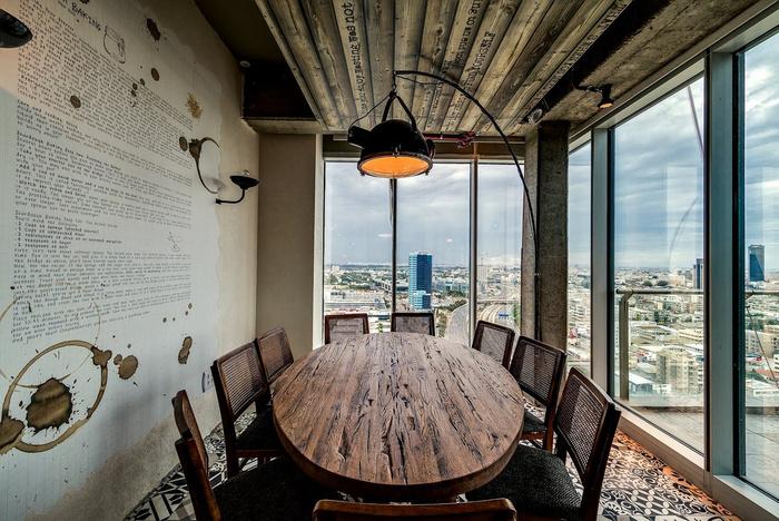 Внутри нового офиса Google Тель-Авив - 13