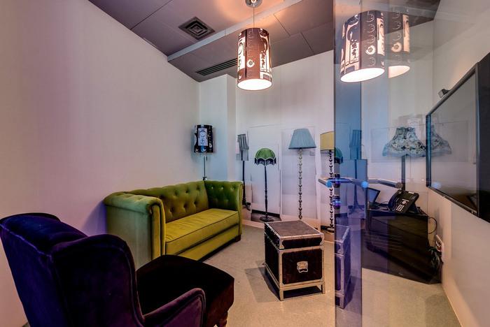 Внутри нового офиса Google Тель-Авив - 27