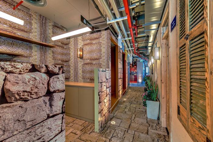 Внутри нового офиса Google Тель-Авив - 28